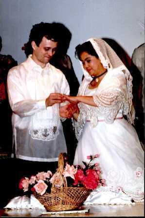Philippine Traditional Wedding Dresses